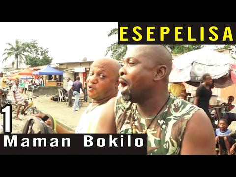 Maman Bokilo 1 Nouveau Theatre Congolais 2017 Modero, Doudou Soupou, Viya,Mayo Nouveauté #Esepelisa