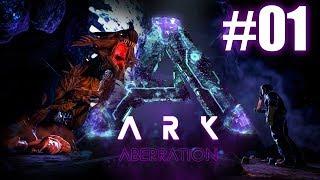 [RO] ARK Survival Evolved: ABERRATION - Ep 01 [HD]