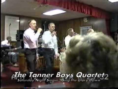 Tanner Boys Quartet -- Saturday Night Singin' -- S...