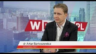 dr Artur Bartoszewcz: Głównym beneficjentem strefy Euro jest gospodarka Niemiecka