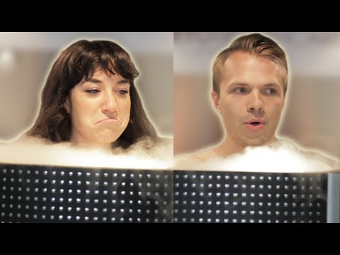 People Experience -220°F (-140°C) For The First Time