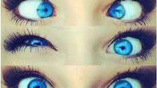 Weird facts about blue eyes