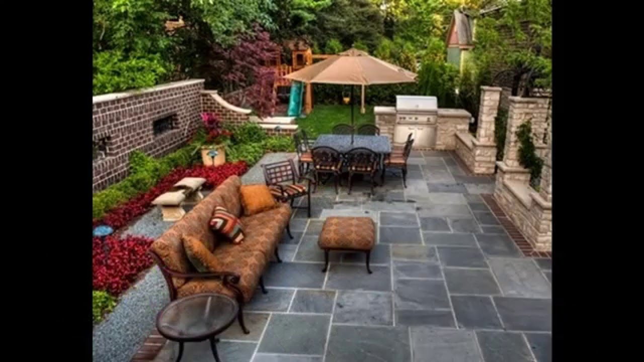 [Garden Ideas] Small backyard landscape designs Pictures ...