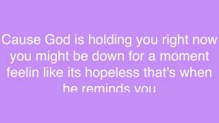 MANDISA - overcomer (lyrics)