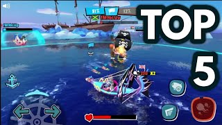 Top 5 Best Newest Android Games Free #June 2018