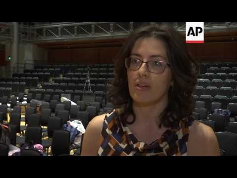 Premiere of opera about female oppression in Egypt