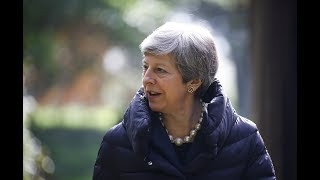 Watch live: UK Prime Minister Theresa May makes statement on Brexit deal