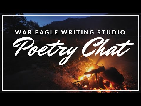 War Eagle Poetry Chat:  8th Graders Share Their Poetry Writing Processes
