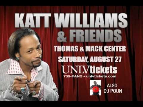 Katt Williams and Friends @ Thomas & Mack Center - August 27, 2011