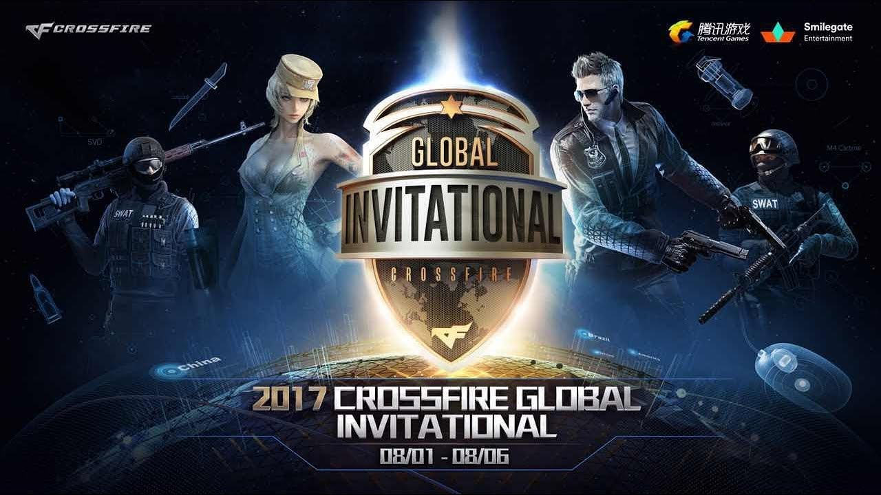 2017 CROSSFIRE GLOBAL INVITATIONAL