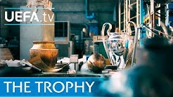 The story behind the UEFA Champions League trophy