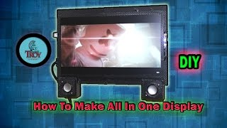 How To Make a ALL in one display using v59 universal controller board