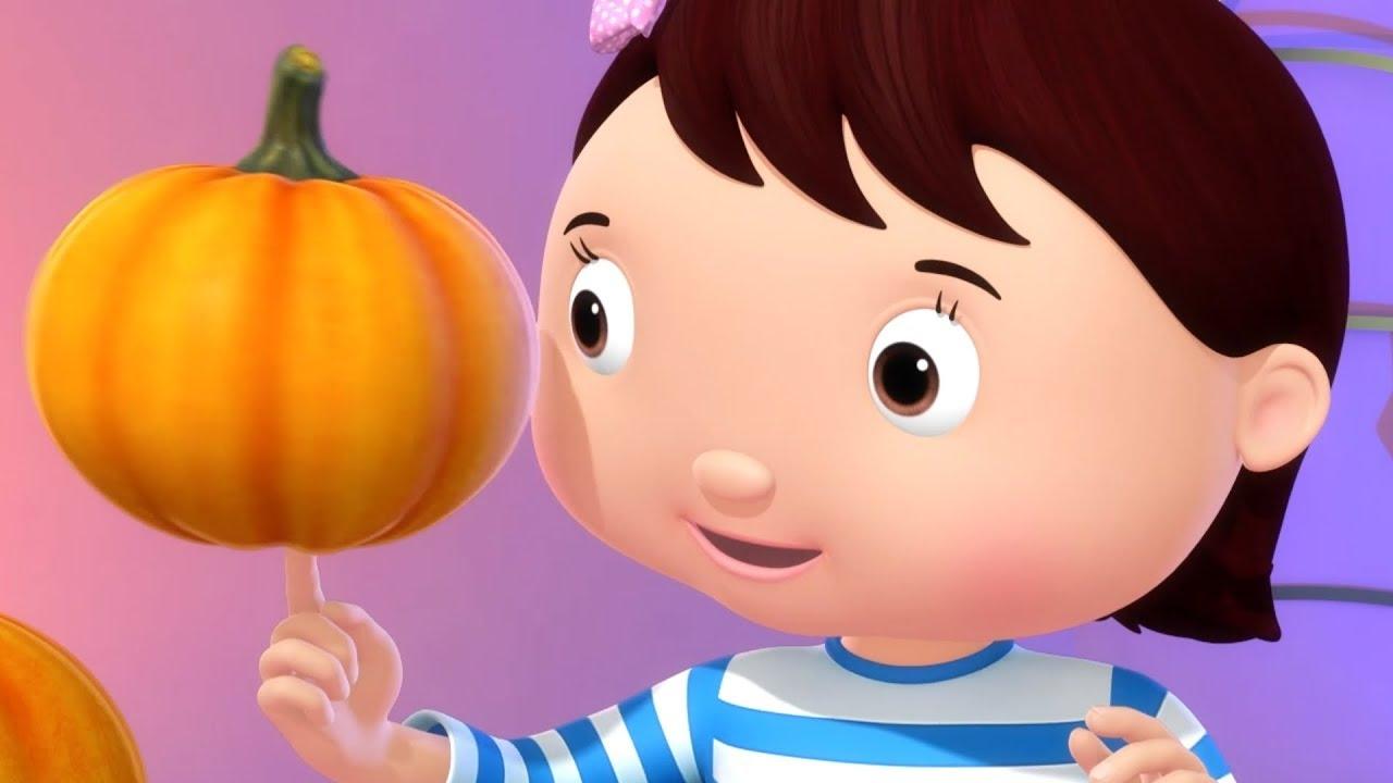 Halloween Pumpkin Cartoon Images.Halloween Special Pumpkin Compilation Cartoons Kids Songs Lbb Tv Songs For Kids