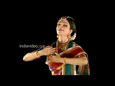 Bharatanatyam Classical Dance Performance by Anita Ratnam - Composition Priye Charusheele
