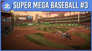 Extra Innings Yet Again! | Super Mega Baseball 3 with MALF (Episode 3)