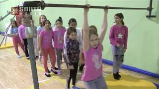 Škola Gimnastike U Beloj Palanci 14. 12. 2017