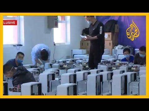 مصنع لأجهزة التنفس الصناعي بالصين يسابق الزمن لتلبية الاحتياجات المحلية والدولية ????  - نشر قبل 5 ساعة