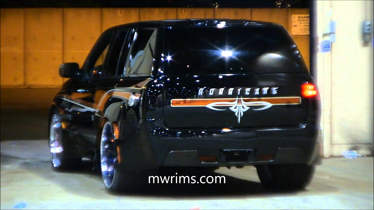 BAGGED WIDEBODY TRAILBLAZER SS SWIFT CAR CLUB CHICAGO DUB SHOW - YouTube