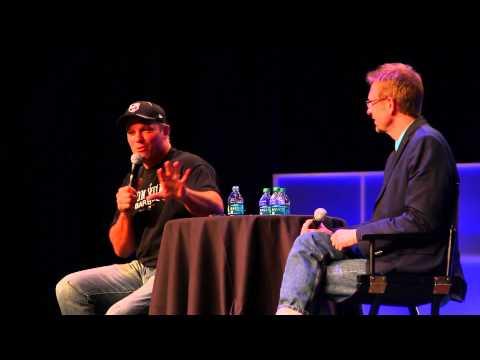 Adam Baldwin Panel At Salt Lake Comic Con