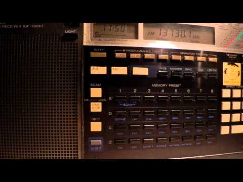 30 04 2014 Radio Japan NHK World in Swahili to CeAf 1748 on 13730 Talata, Volondry