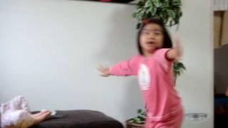 emily dancing onara(utot)song