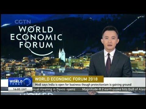 Reaction paper on economic forum on
