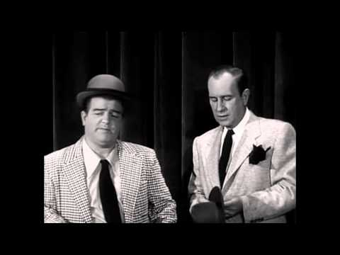 Abbott & Costello 'Jonah and the Whale'