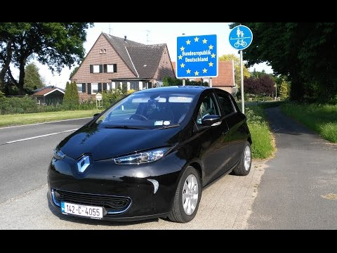 My Electric Journey - Episode 18 - Driving to Holland and back!