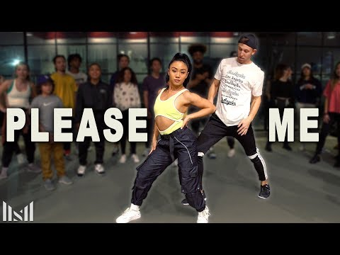 PLEASE ME - Cardi B & Bruno Mars Dance | Matt Steffanina ft Tori Caro