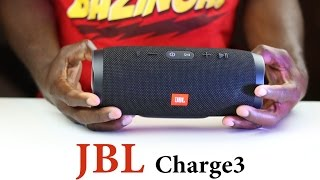 Review: JBL Charge 3 Bluetooth speaker