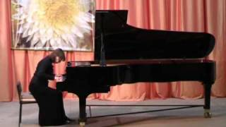 Mozart. K. 533/494. Piano sonata No.15 in F-Major. 1 Movement.