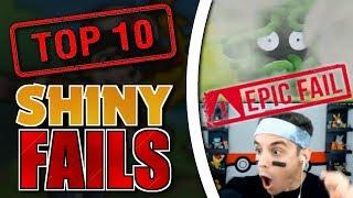TOP 10 BEST SHINY POKEMON FAILS ! EPIC REACTIONS ! Insane Shiny Pokemon Fails Compilation Montage !