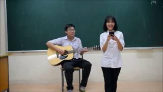 NHÀ LÀ NƠI - NGÂN ft TUẤN ANH (COVER)