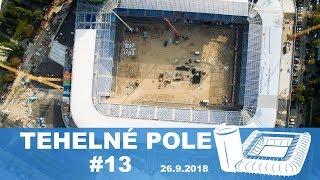 TEHELNÉ POLE - (#13) Oblet nad novým štadiónom