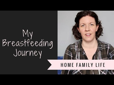 My Breastfeeding Journey | 2 Failed Attempts | Home Family Life