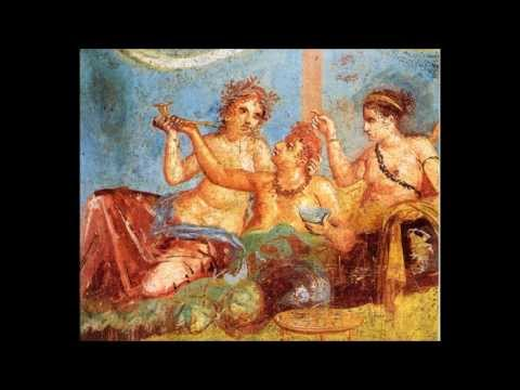 Ancient Music For a Roman Banquet