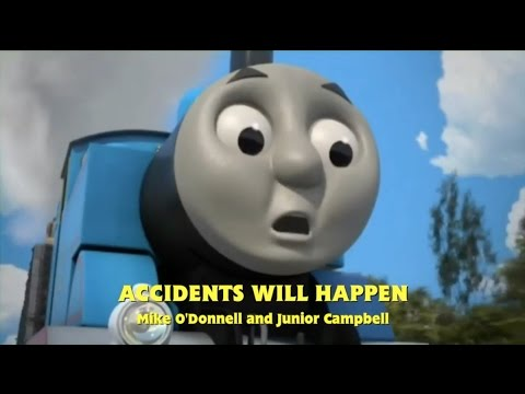 Accidents Will Happen | CGI Remake