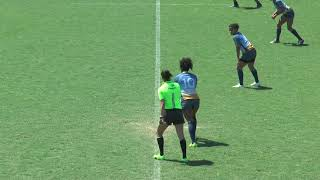 Super Sevens Feminino 2018: 3ª Etapa Niterói (RJ) - Rio Rugby 12 x 10 USP