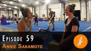 Annie Sakamoto on the evolution of CrossFit and setting an example for future generations - PH59