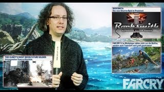 Ubisoft-TV - Show 05/2012 (TC Ghost Recon Future Soldier, Far Cry 3, Rocksmith)