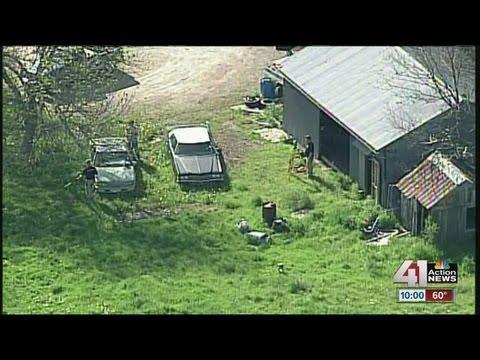 2 bodies found at Ottawa, Kan., farm
