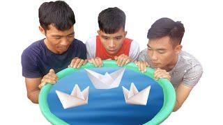 PHD | Tàu Của Ai Sẽ Chìm | Last To Sink Win