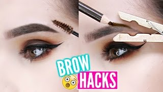 EYEBROW HACKS Everyone Should Know: DOs & DONTs!
