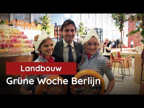 Baudet op de Grüne Woche in Berlijn