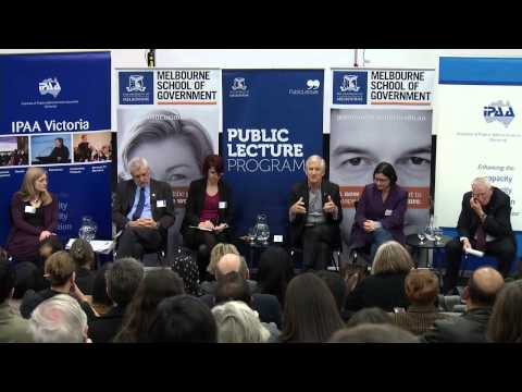Q&A Panel: Who Makes Public Policy in Australia?