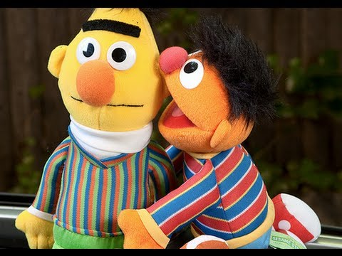 from Jaydon bert and ernie gay