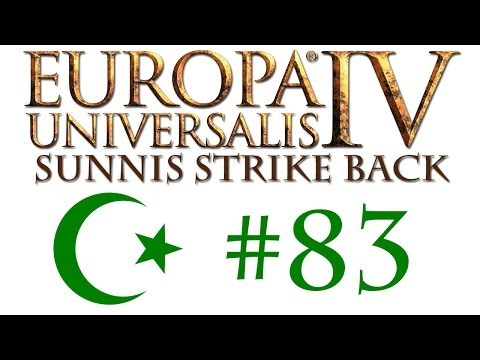 Europa Universalis MP: Sunnis Strike Back! #83