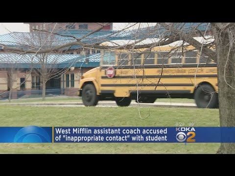 West Mifflin Coach Accused Of Inappropriate Contact