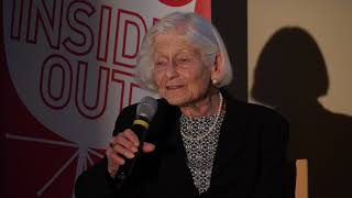 Irene Butter with Richard Block: From Holocaust to Hope | Town Hall Seattle