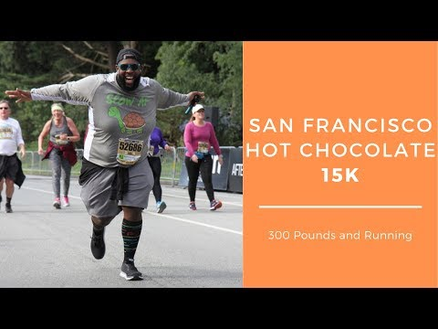 2019 San Francisco Hot Chocolate 15K 5k Race